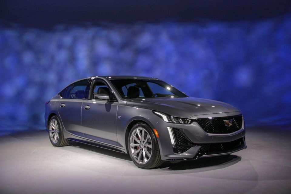 43 The Cadillac Midsize Suv 2020 Review And Release Date