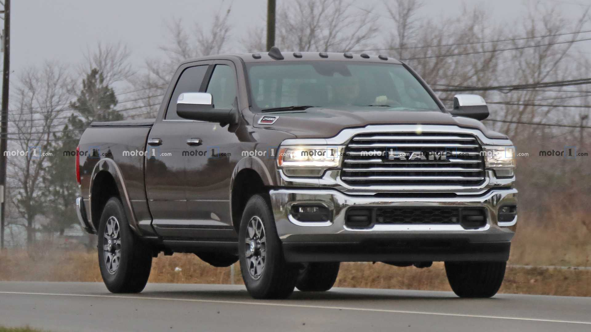 43 The Dodge Ram Hd 2020 Concept And Review