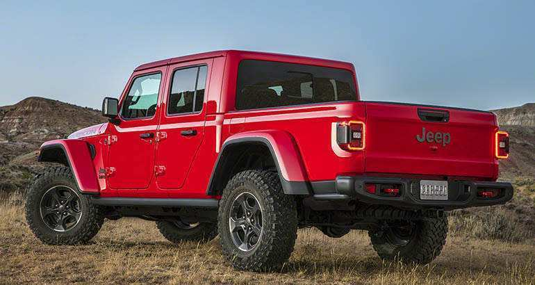 43 The How Much Will The 2020 Jeep Gladiator Cost Specs
