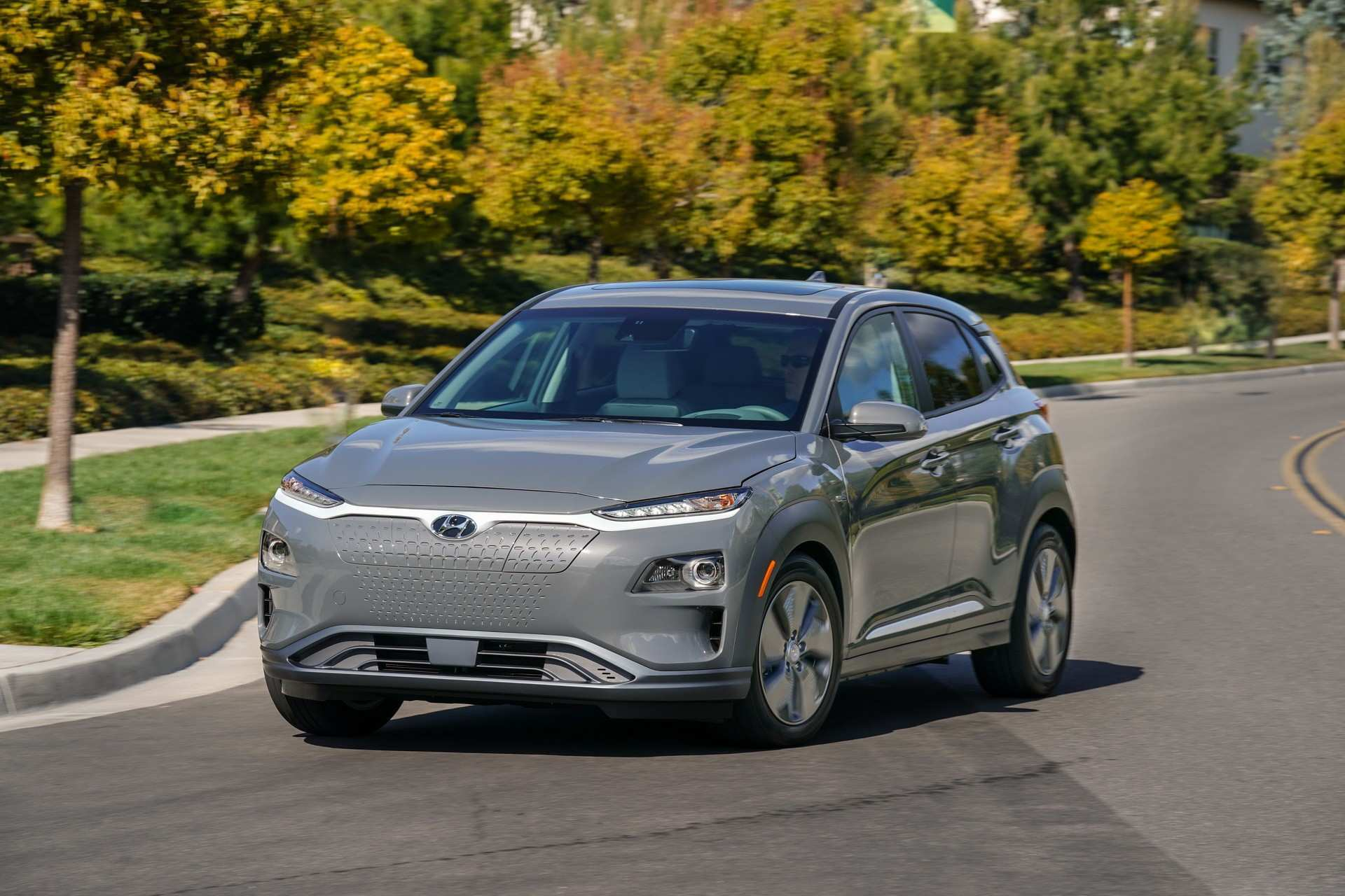43 The Hyundai Kona Ev 2020 Performance And New Engine