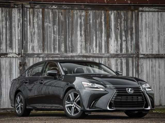 43 The Lexus Gs 2019 History