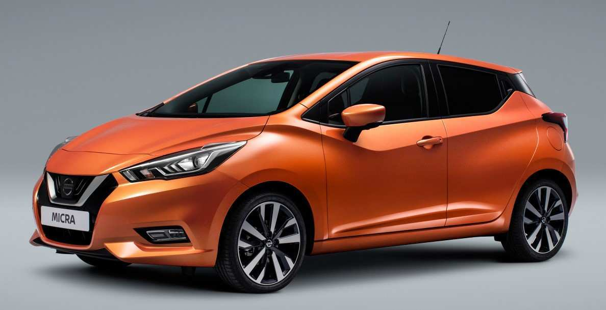 43 The Nissan Micra 2020 Ratings