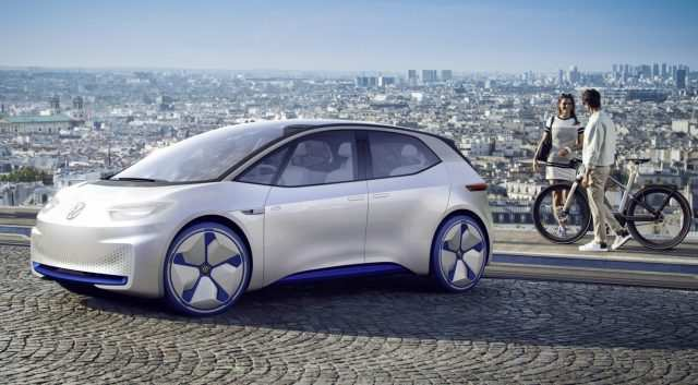 43 The Volkswagen Electric Vehicles 2020 Pictures