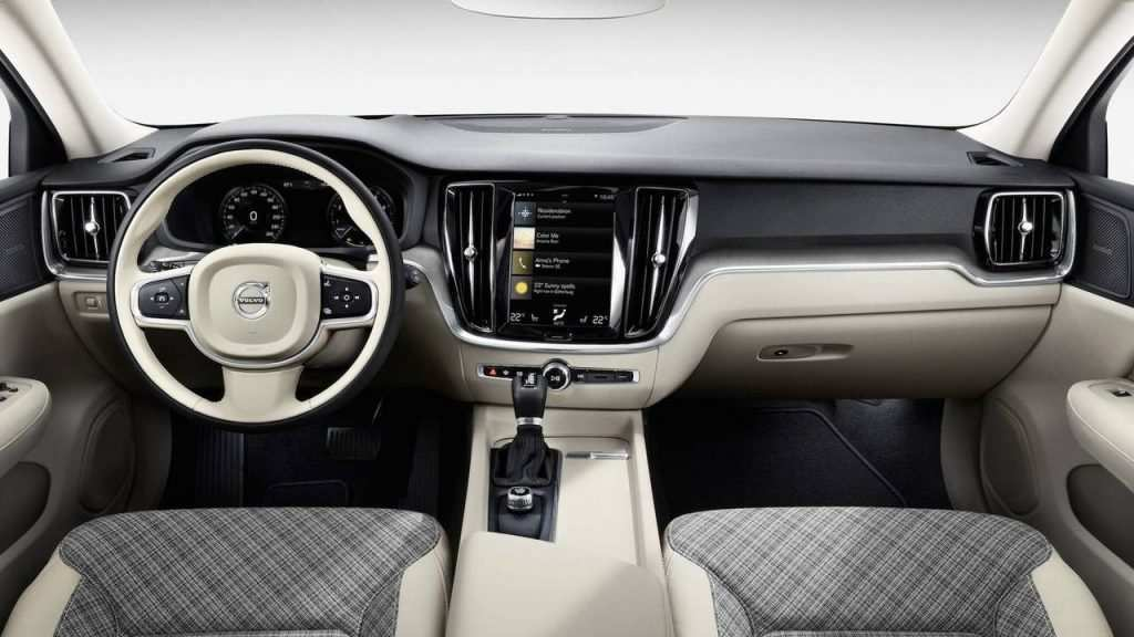 43 The Volvo V40 2019 Interior Price And Release Date