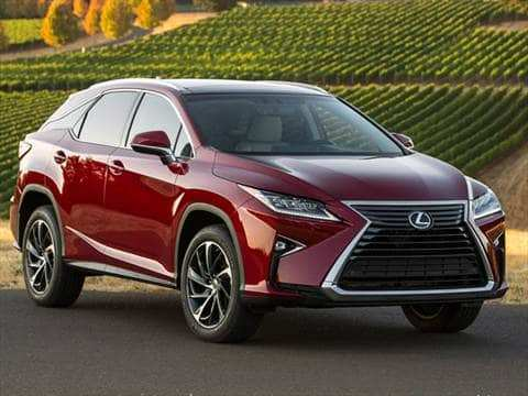 43 The When Will 2020 Lexus Suv Come Out First Drive