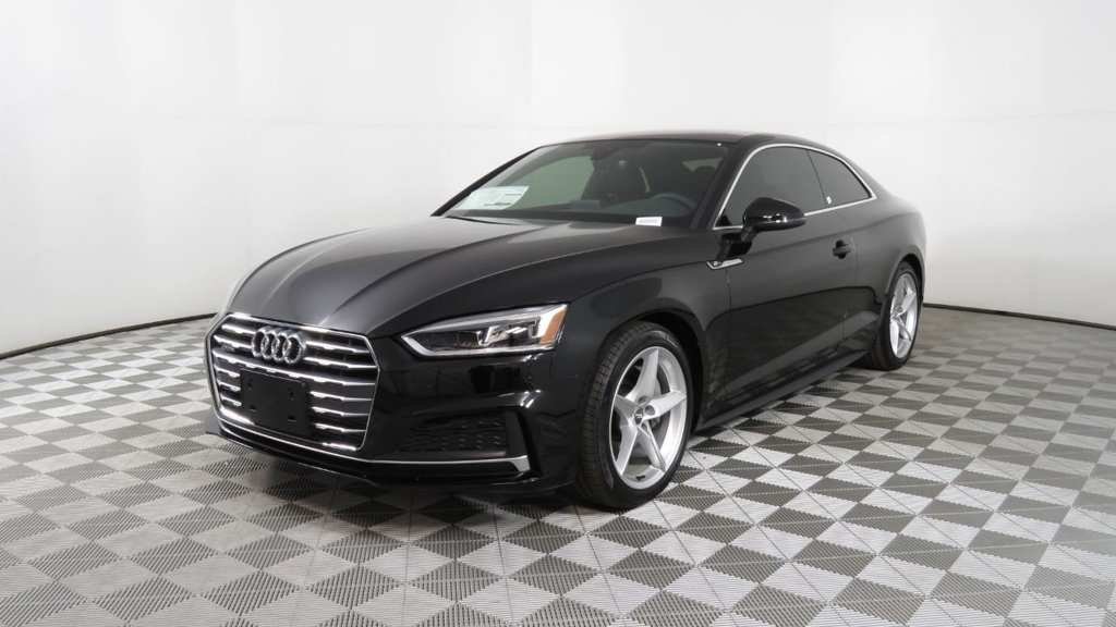 44 A 2019 Audi A5 Coupe Exterior And Interior