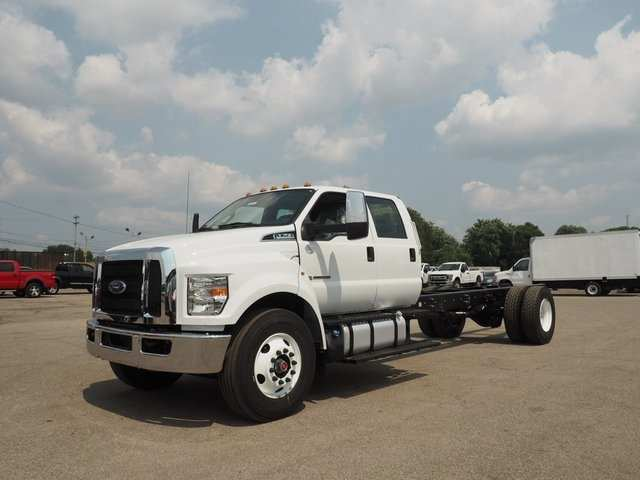 44 A 2019 Ford F 650 F 750 New Model And Performance