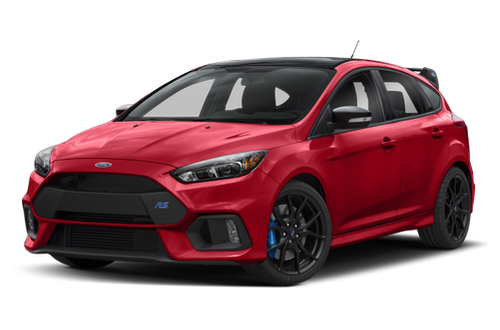 44 A 2019 Ford Focus RS Wallpaper