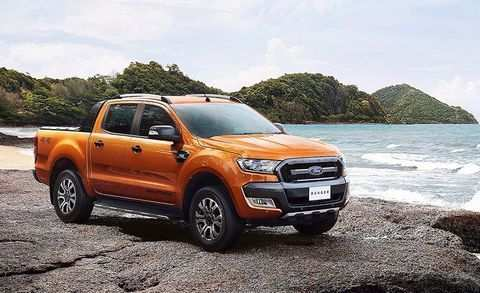 44 A 2019 Ford Ranger Usa Engine