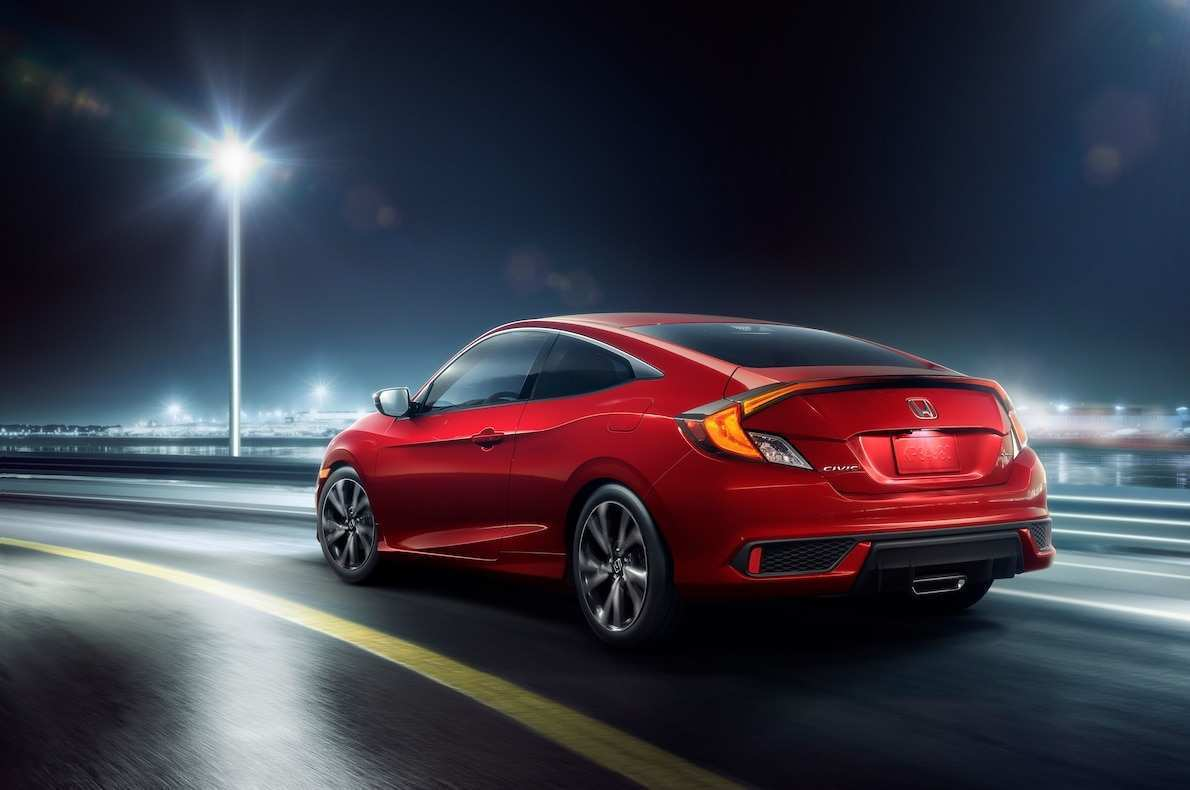 44 A 2019 Honda Civic Overview
