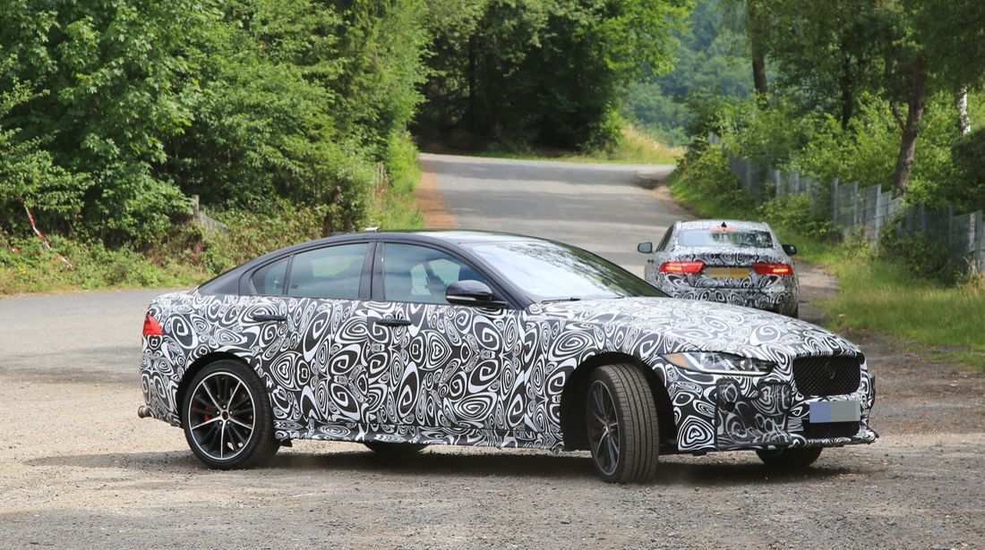 44 A 2019 Jaguar Xe Svr Review And Release Date