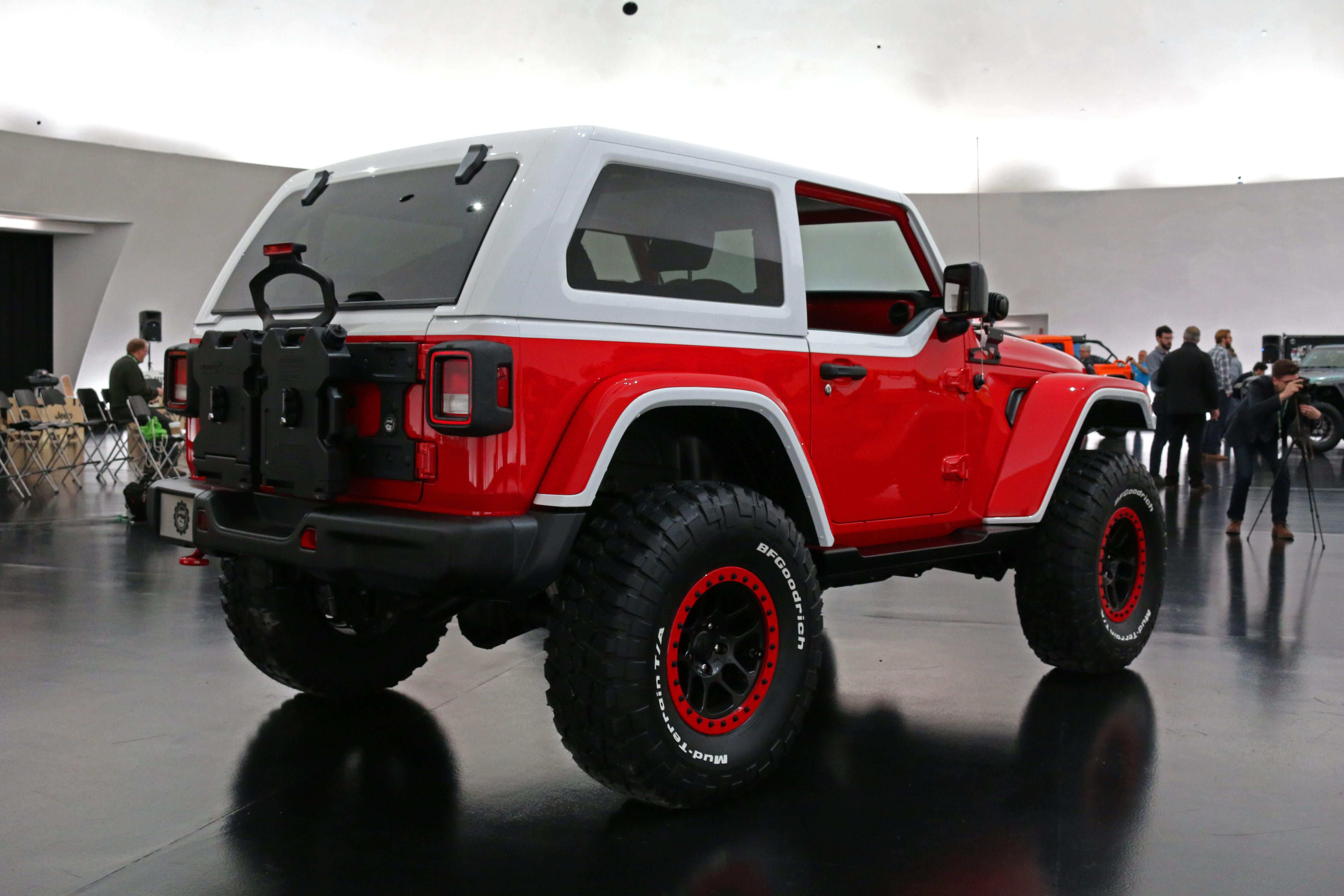 44 A 2019 Jeep Jeepster Review And Release Date