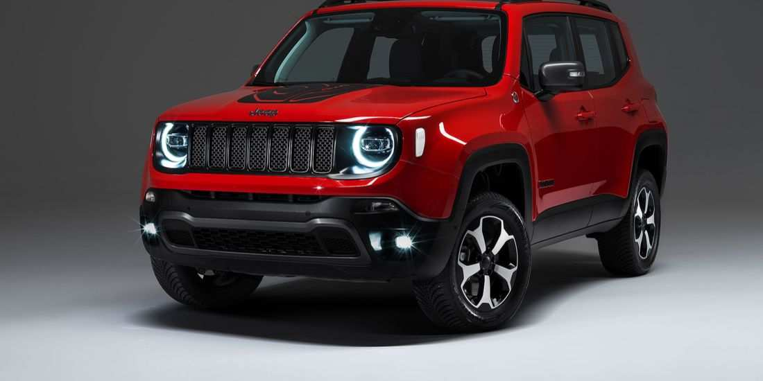 44 A 2019 Jeep Renegade First Drive