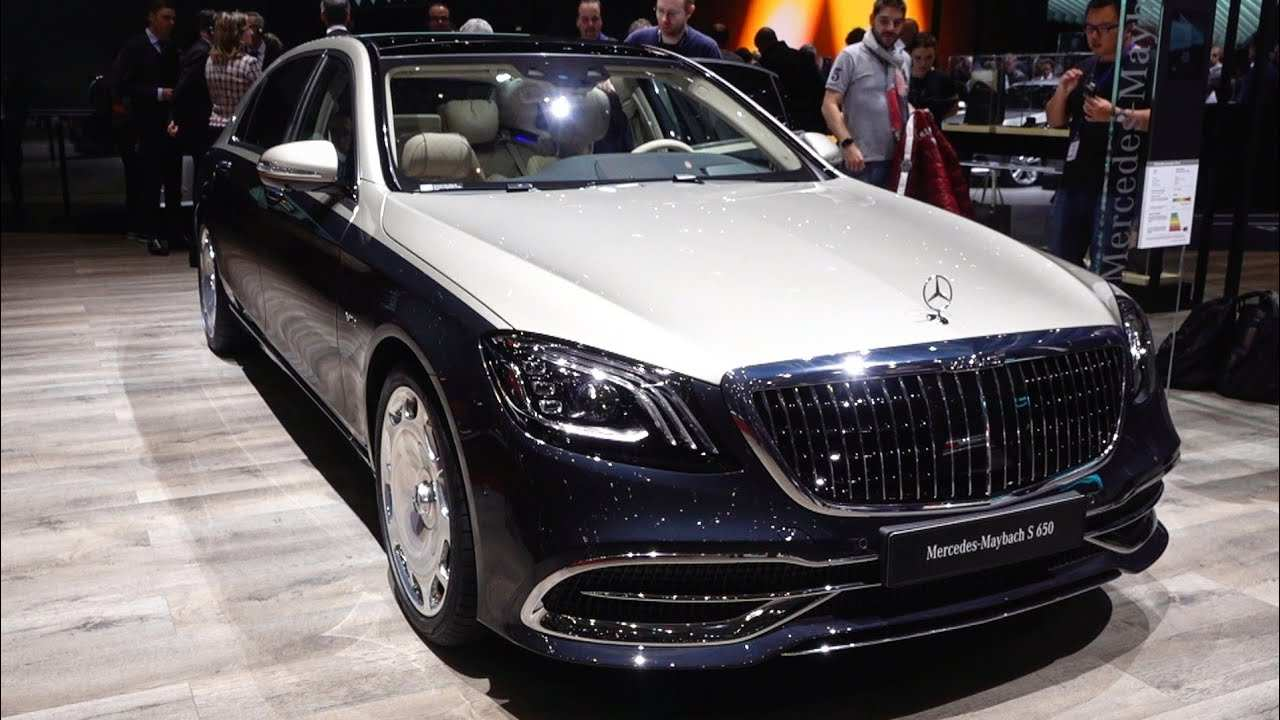 44 A 2019 Mercedes Maybach S650 Price And Review