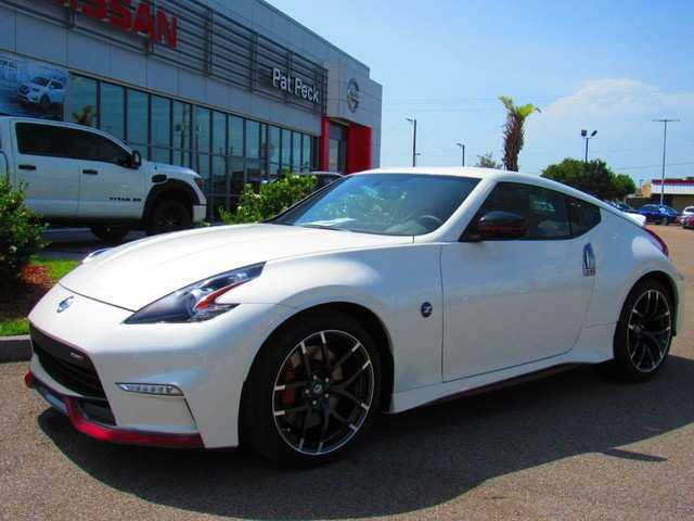 44 A 2019 Nissan 370Z Exterior And Interior