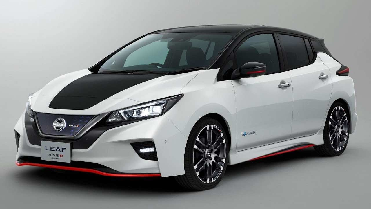 44 A 2019 Nissan Leaf Review Engine