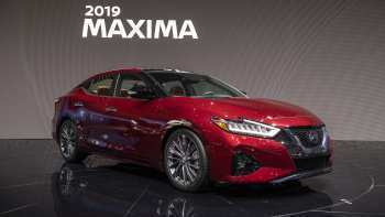 44 A 2019 Nissan Maxima Research New
