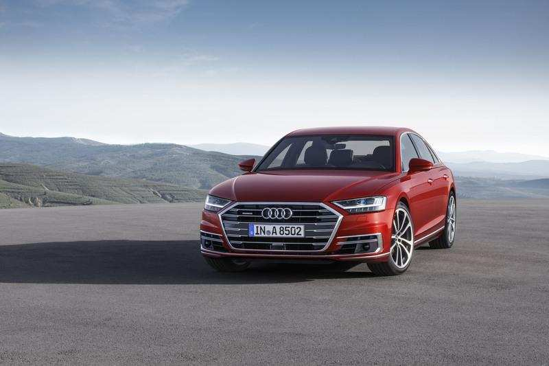 44 A 2020 Audi A8 Redesign And Concept