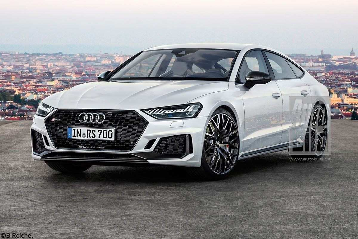 44 A 2020 Audi Rs7 Style