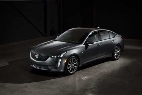 44 A 2020 Cadillac CTS V New Model And Performance