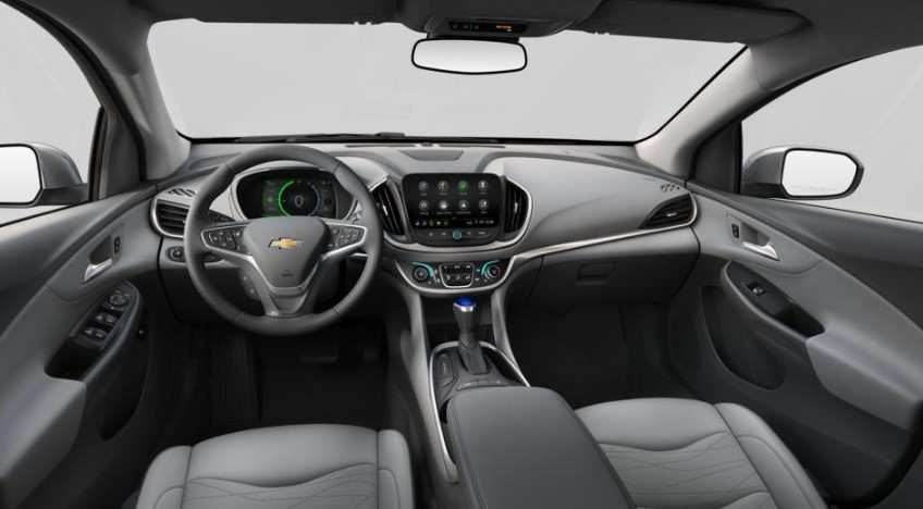 44 A 2020 Chevy Volt Wallpaper