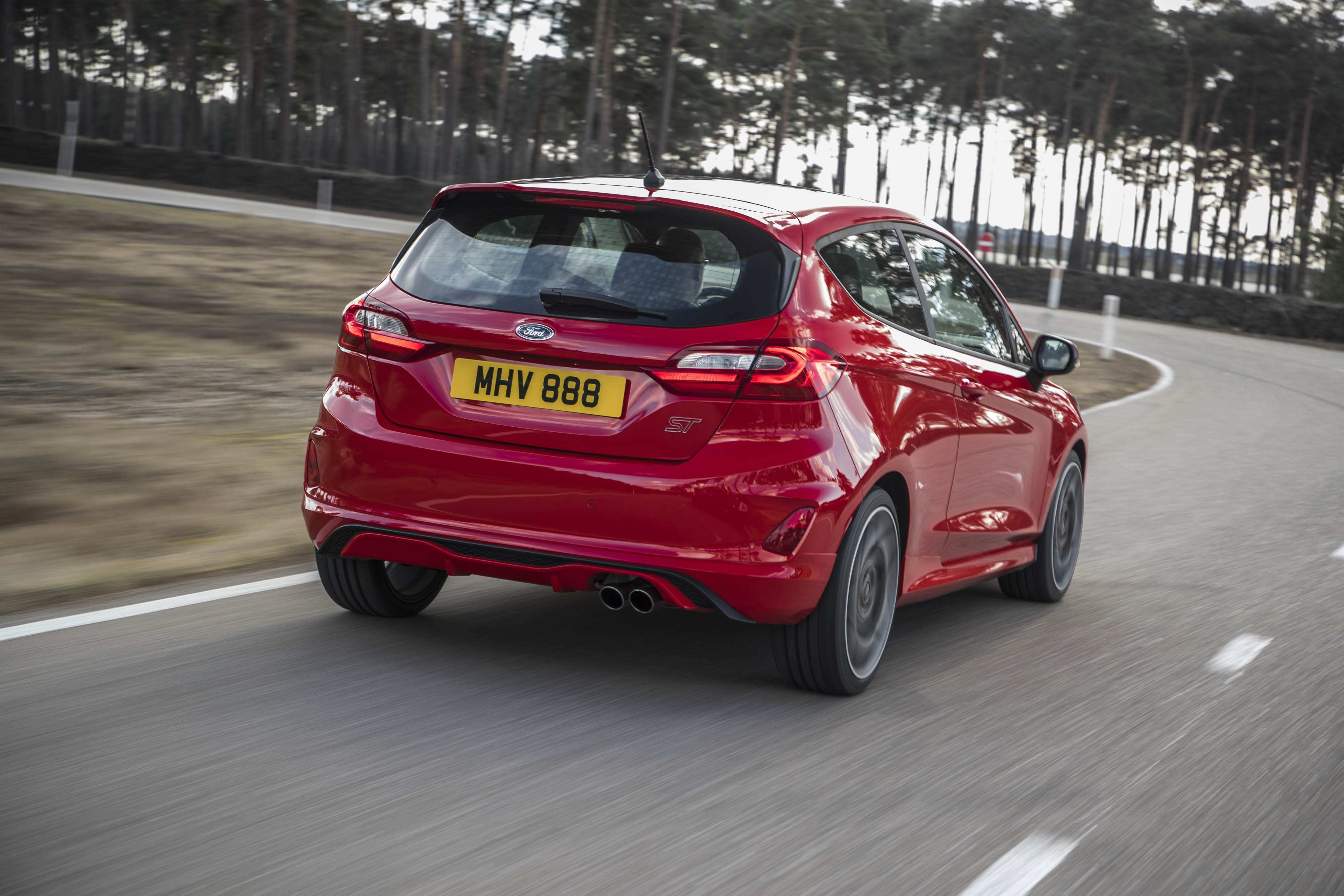 44 A 2020 Ford Fiesta St Rs Exterior And Interior