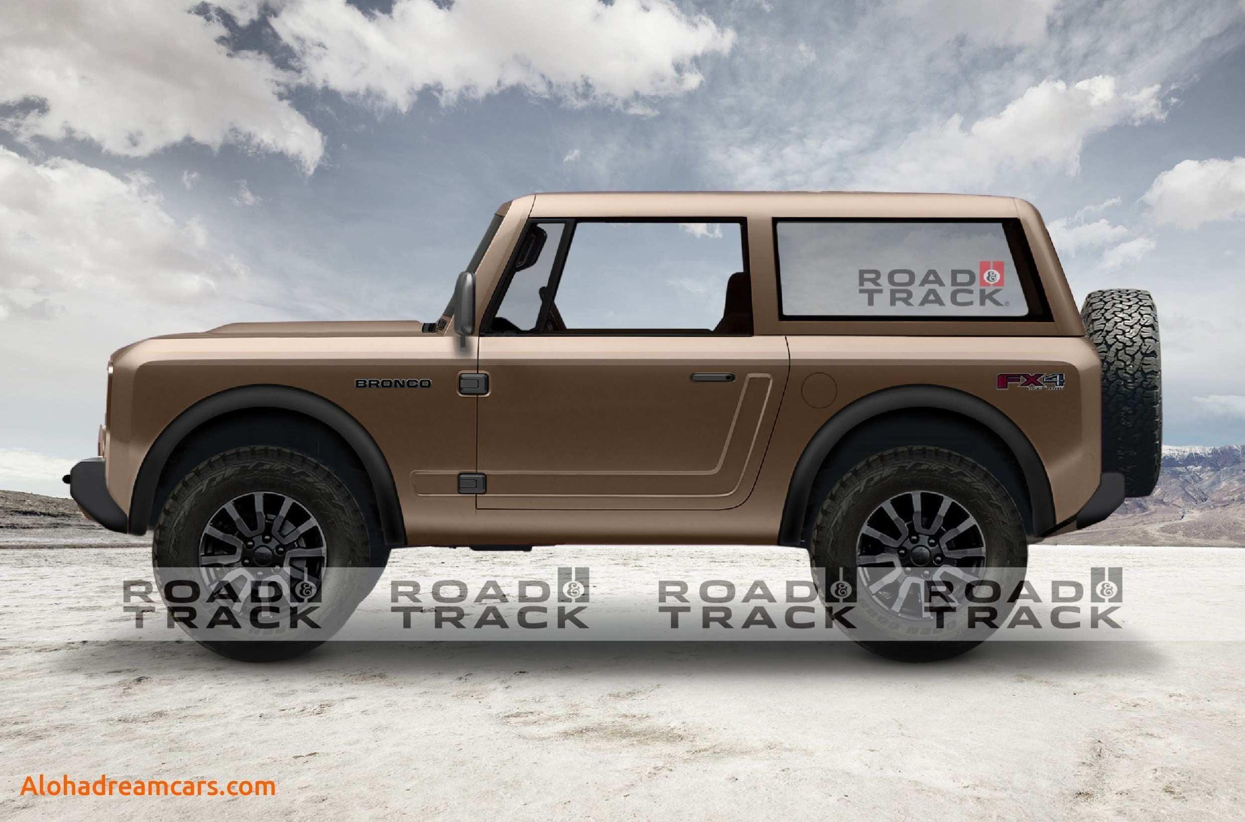 44 A 2020 Ford Troller T4 Images