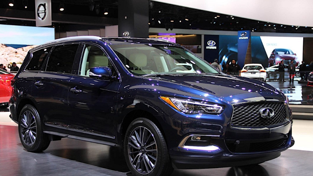 44 A 2020 Infiniti Qx60 Redesign History