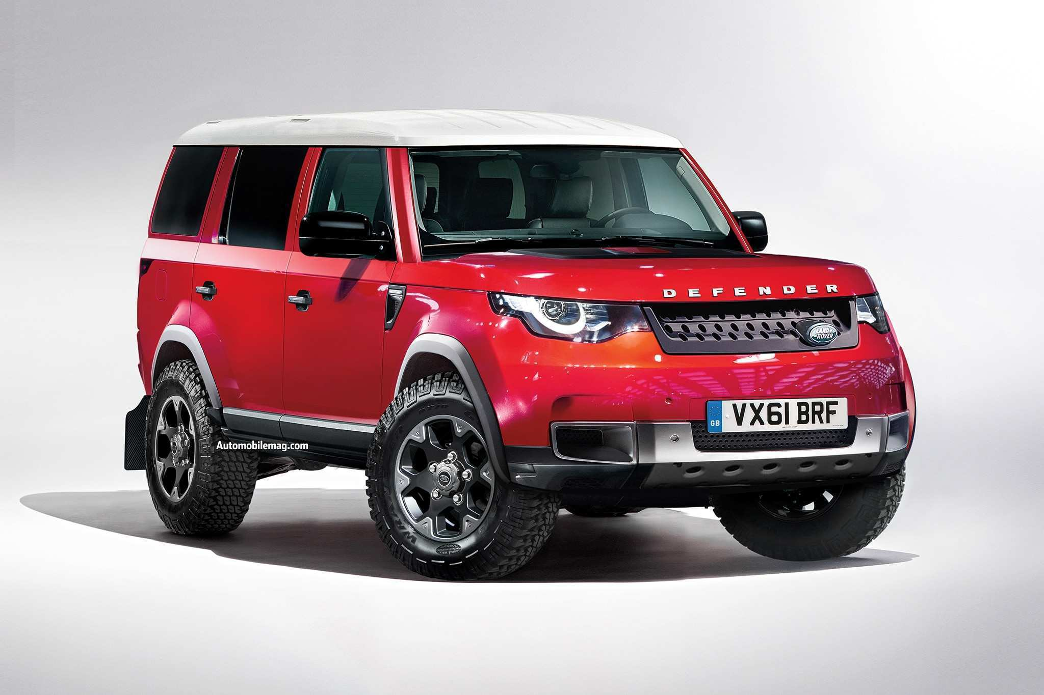 44 A 2020 Land Rover LR4 Ratings