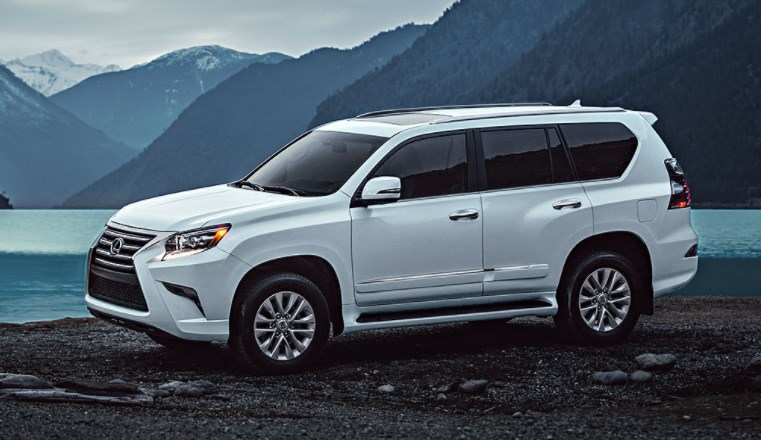44 A 2020 Lexus GX 460 Price Design And Review