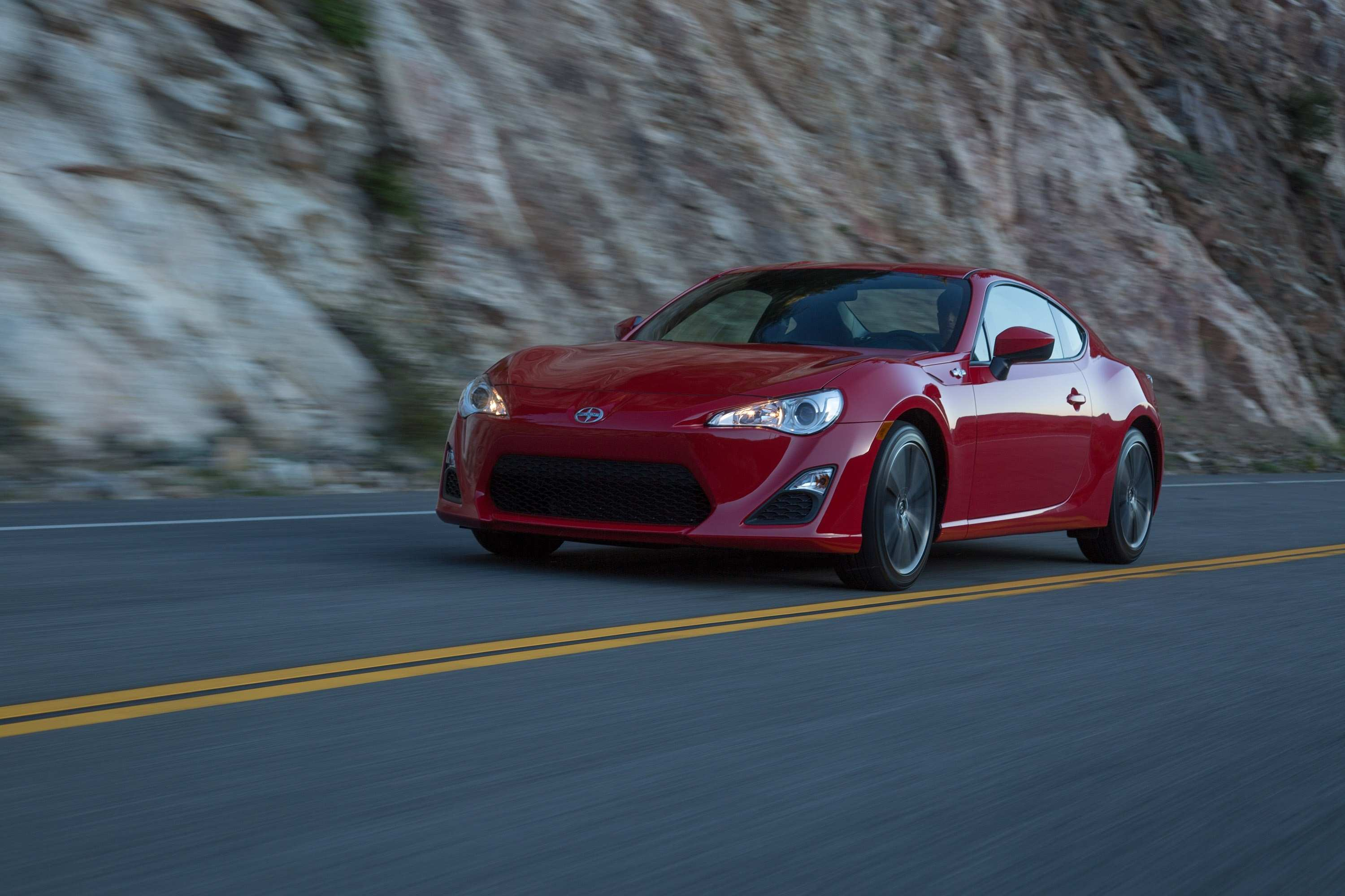 44 A 2020 Scion FR S Sedan First Drive