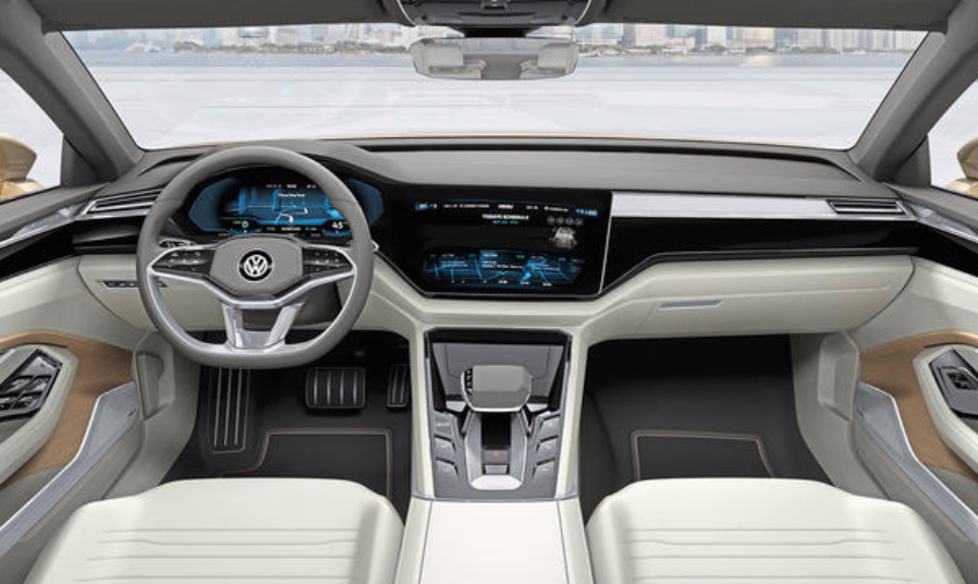 44 A 2020 VW Touran Performance And New Engine