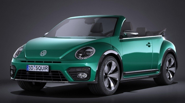 44 A 2020 Volkswagen Beetle Convertible Concept And Review
