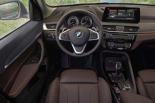 44 A BMW Hybrid Suv 2020 Performance
