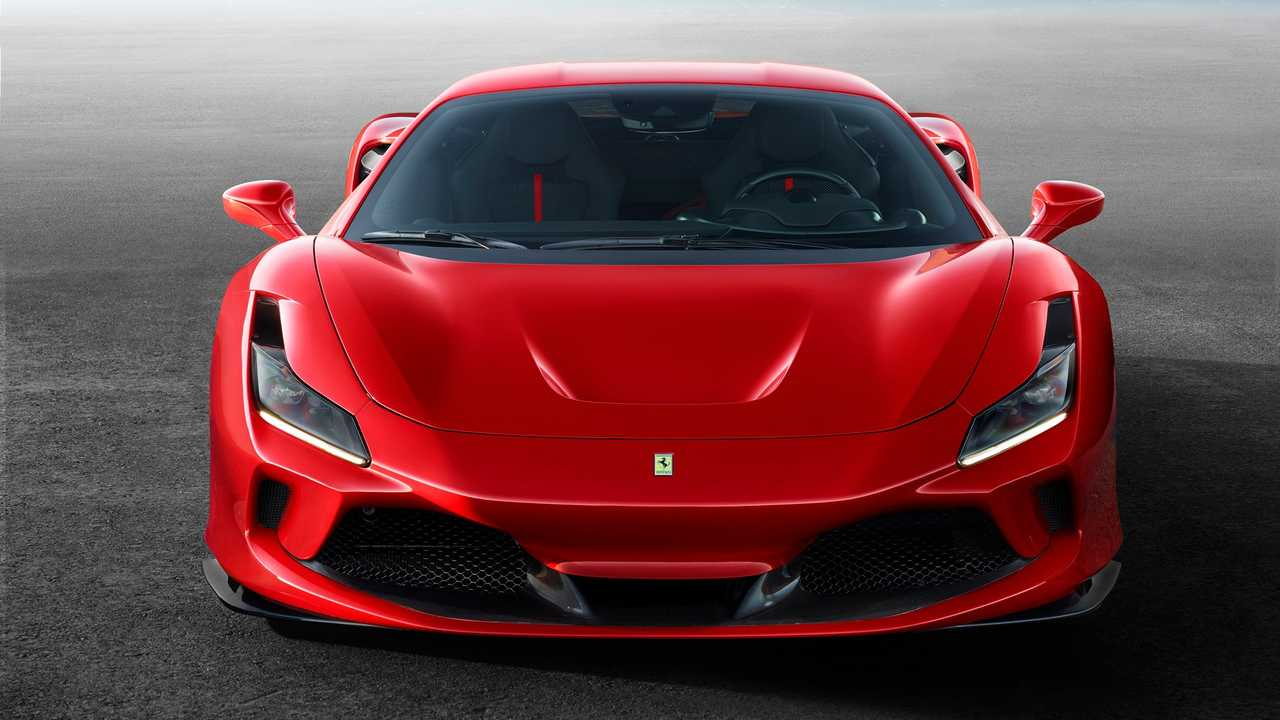 44 A Ferrari 2020 F8 Tributo Redesign And Concept