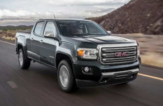 44 A GMC Canyon Denali 2020 Redesign And Concept
