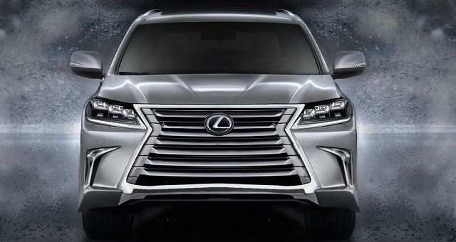 44 A Lexus Gx 2019 Spy Model