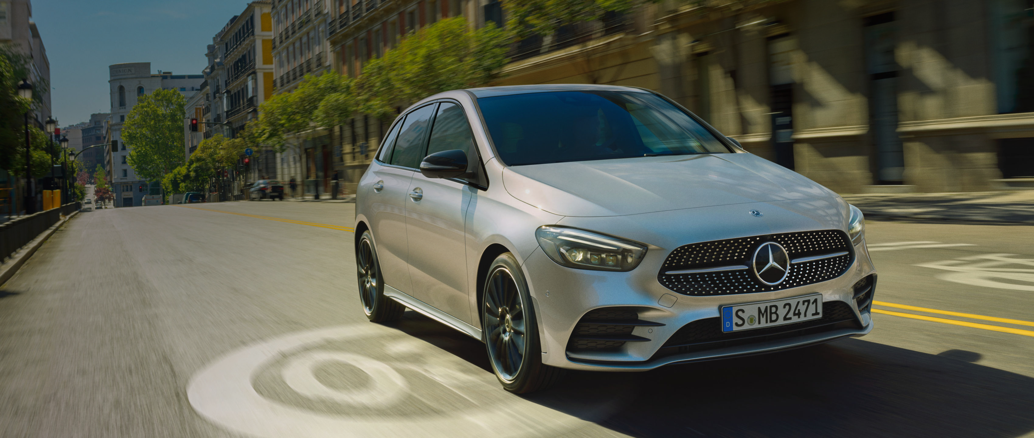 44 A Mercedes B Class 2019 Performance