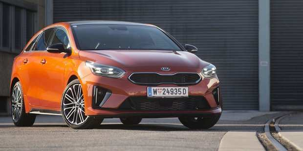 44 A Proceed Kia 2019 Exterior And Interior