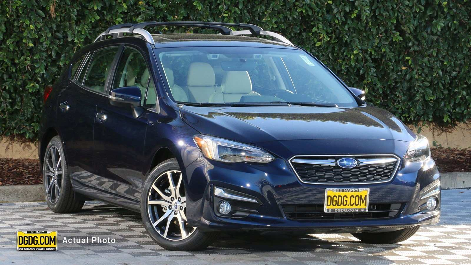 44 A Subaru 2019 Hatchback Exterior And Interior