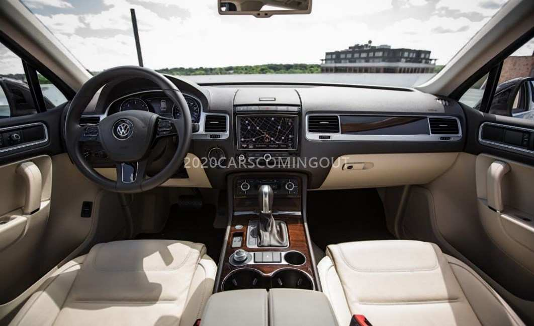 44 A Vw Touareg 2019 Interior Reviews