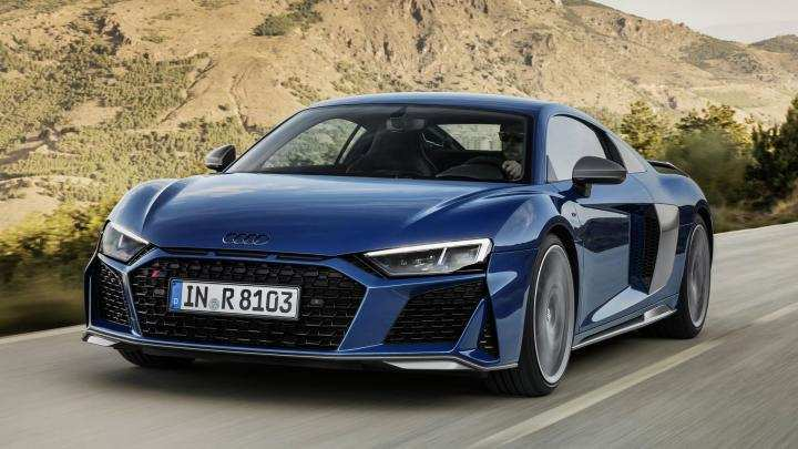 44 All New 2019 Audi R8 V10 Spyder Pictures