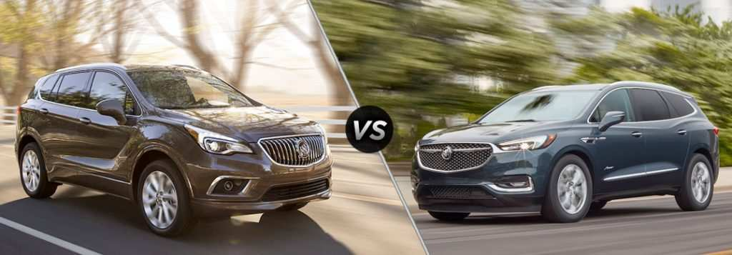 44 All New 2019 Buick Envision Concept And Review