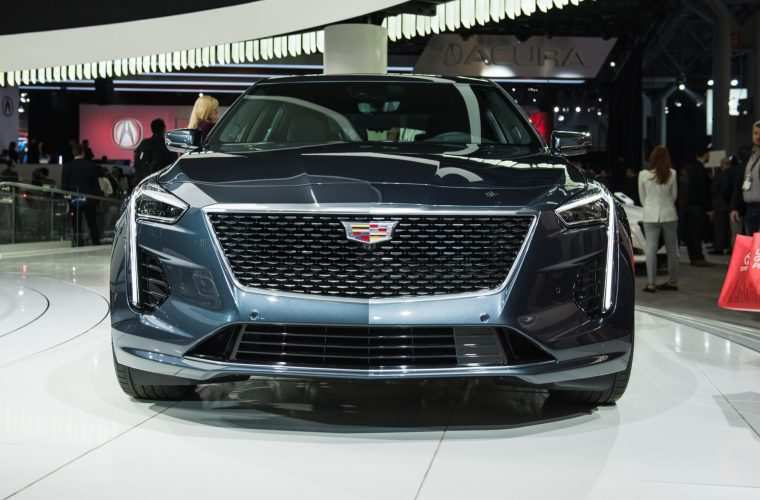 44 All New 2019 Cadillac CT6 History