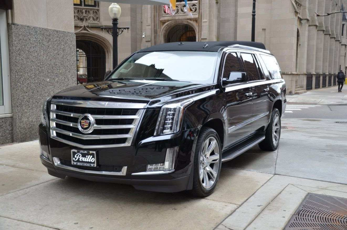 44 All New 2019 Cadillac Escalade V Ext Esv Model