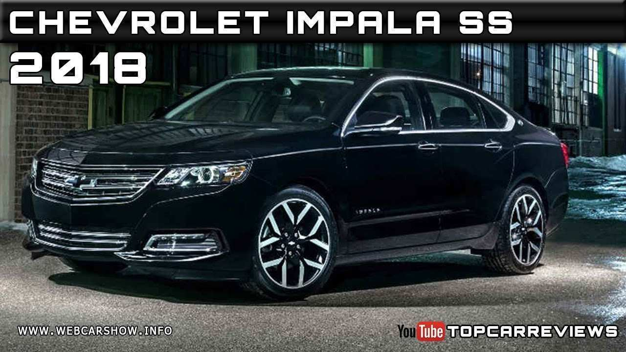 44 All New 2019 Chevy Impala SS Overview