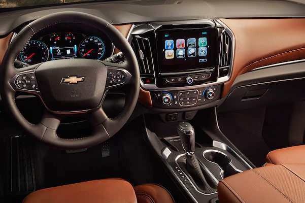 44 All New 2019 Chevy Traverse Style