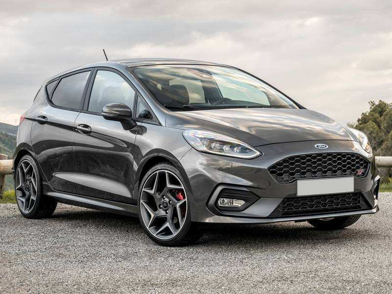 44 All New 2019 Fiesta St Redesign And Review