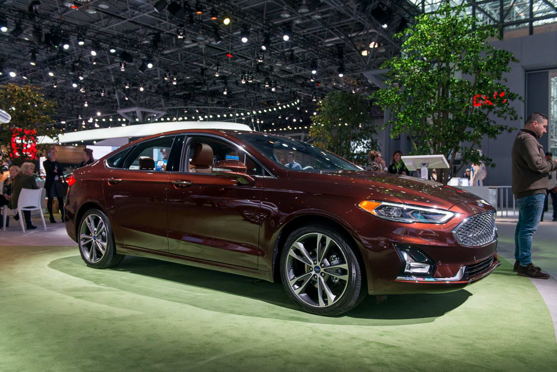 44 All New 2019 Ford Fusion Energi Performance