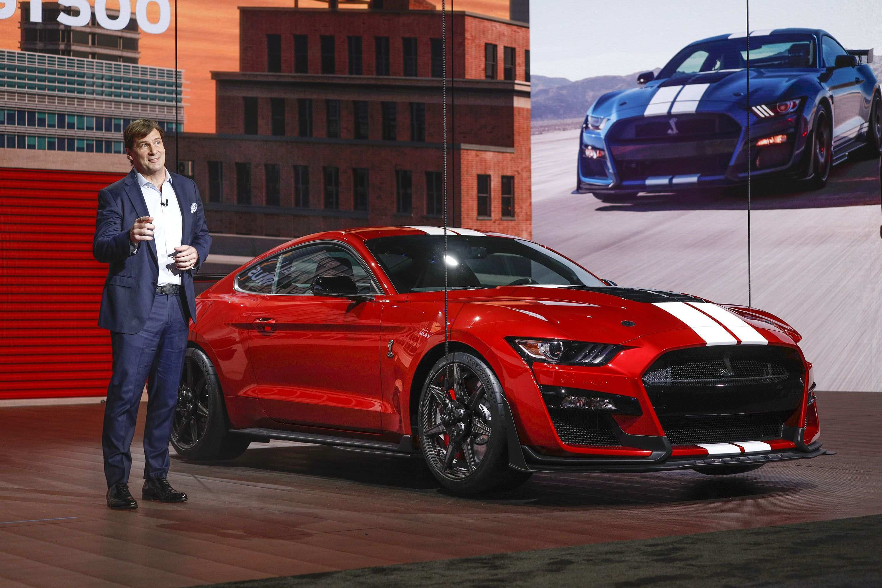 44 All New 2019 Ford GT500 Interior